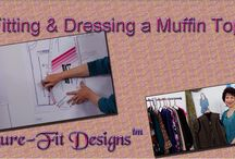 Muffin Top - 10 Tips for dressing the muffin top.