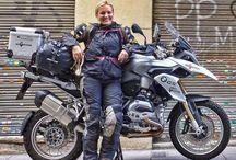 Adventure - Motorcycle..