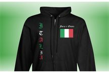 Italia / Show Your Pride in your Italian Heritage