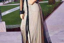 kebaya panjang dress