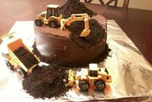 Food - birthday cakes