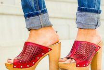 Platform-kengät