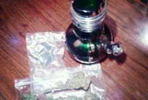 Bongs an weed