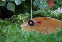 Fairy Garden Swings - Inspiration