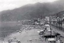 PRA come era / Foto della Pra vecchia quando aveva il mare