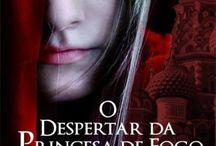 Ler livros / O despertar da Princesa de fogo - A ordem dos dragões