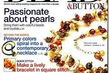 újságok, bead magazines