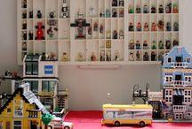Lego organizing