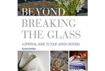 "Under the Chuppah / Plan your Jewish Wedding with CCAR Press's ""Beyond Breaking the Glass.""  http://bit.ly/1KRQELJ"