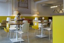 Cafe Interiors / by Emma Russell