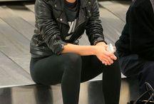 Look black