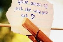 Amazing little things