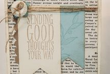 Perfect pennants SU / Stampin Up goodies  - current items available to purchase from http://bagsthatone.stampinup.net/