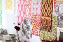Fabric / by Ginger Lobb