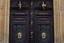 Kapı-Pencere;  Doors-Windows