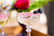 casamento • drinks