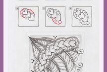 Heart tangle