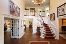 Entryways and Foyers by Natalie