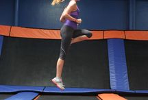 Trampolin workout
