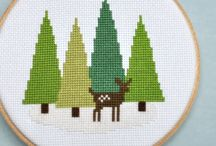 Cross stitch / by R Mpara