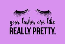 LASHES / ALL ABOUT LASHES