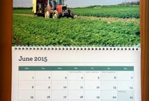 Custom Calenders / Harness the power of print in the form of a calender personalised to your company!