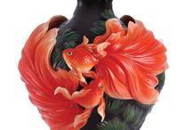 Vases exceptionnels