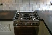 Tulp keukens Tegelwerk