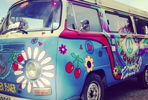 Hippie Busses