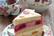 Mat och dryck / Tårta