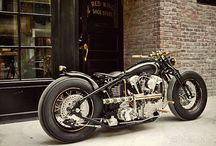 Motorbikes / by Mark Acton