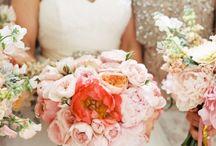 Weddings || Corals & Peach