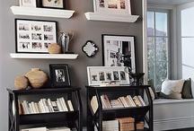 Living Room! House Decor!