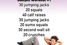 Workout Challenge