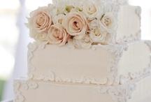 wedding -  cake / by Becka Ollerenshaw