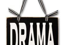 drama en toneel