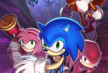 sonic / Funny and cool