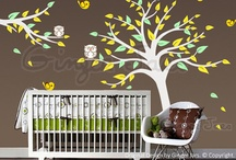 nursery ideas / by Francy Weber