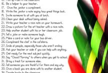 Kindness in classroom