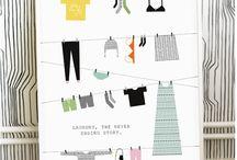 Laundry - tvättstuga