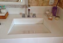 Banheiros clean