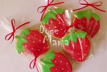 Moranguinho cookies