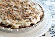 Recipes--Pies and Crisps / pie recipes -- cobbler recipes -- tart recipes -- fruit crisp recipes