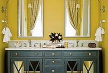 Home: Master Bath / by Worthing Court Blog
