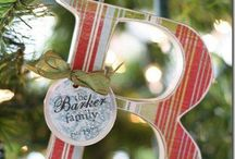 Christmas Ornament ideas / by Amanda's Parties TO GO