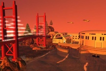 Second Life Sci-Fi