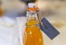 Wedding Favor Ideas | Pond House Cafe / Favor ideas from weddings at the Pond House Cafe!