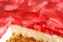 Gebak/brood/desserts