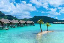 Beaches/Islands