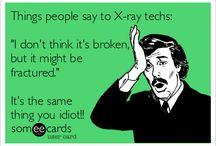 xray humor